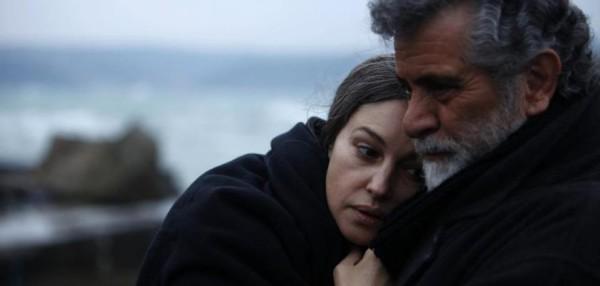 Rhino Season: Monica Bellucci und Behrouz Vossoughi.
