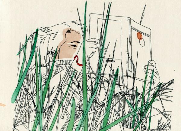 Zeichnung: Lena Eriksson.