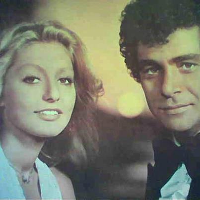 Superstars ihrer Zeit: Gugush und Behrouz Vossoughi.