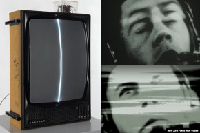 Nam June Paik, Zen for TV 1963-1975 l Fluxus Films - Sun in your head (Wolf Vostell 1963)
