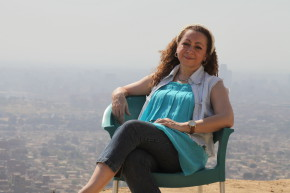 Sahar al-Mougy. (Sherif Sonbol)