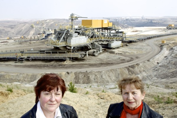 Das Geschäft Braunkohle im Osten Deutschlands