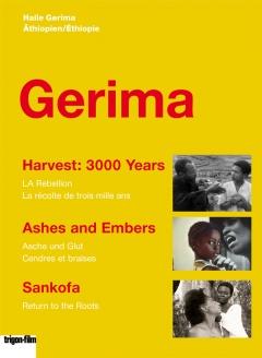 DVD-Box Haile Gerima