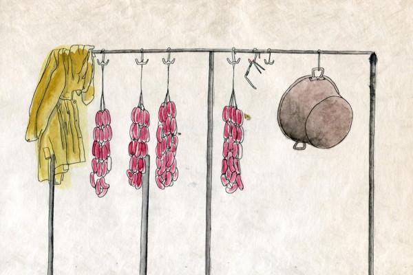 22. Februar 2015 Auch in Domodossola feiert man Fastnacht – aber ganz anders als bei uns in Basel. In Kostüme und Musik wird hier nicht so viel Ernst investiert. Die gleichzeitige Fiesta della Polenta aber lässt alte Traditionen wieder auferstehen – und füllt die Stadt am Morgen schon mit Düften.