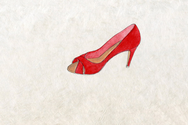 16. Juli 2015 Für die «NZZ»- Kolumne von Dieter Meier, in der es meiner Meinung nach um erotische Phantasien geht, kaufe ich mir im Globus in Basel Schuhe für 165 Franken. Einen zeichne ich ab. Mit beiden an den Füssen trete ich dann in meine nächste «année d'artiste» ein.