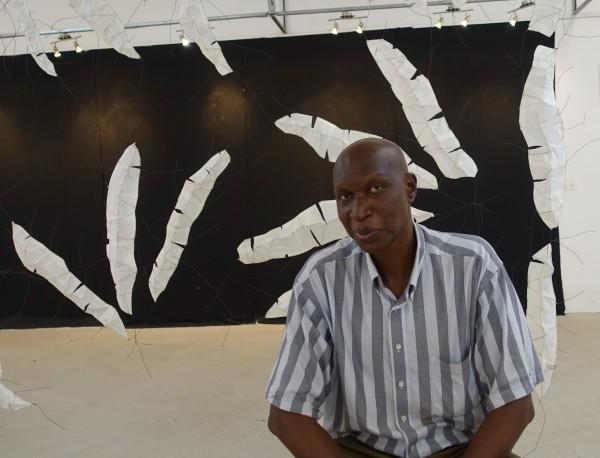 Idrissa Diallo, Leiter des «Village des Arts»
